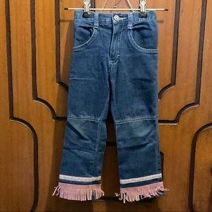 Designer Kidz girls jeans size AU3 $5